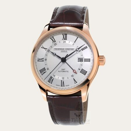 FREDERIQUE CONSTANT Classics Automatic GMT Men Watch FC-350MC5B4