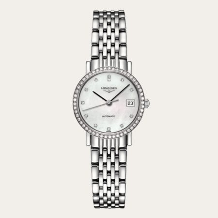 LONGINES Elegant Ladies Watch L4.309.0.87.6