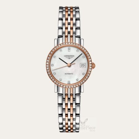 LONGINES Elegant Ladies Watch L4.309.5.88.7