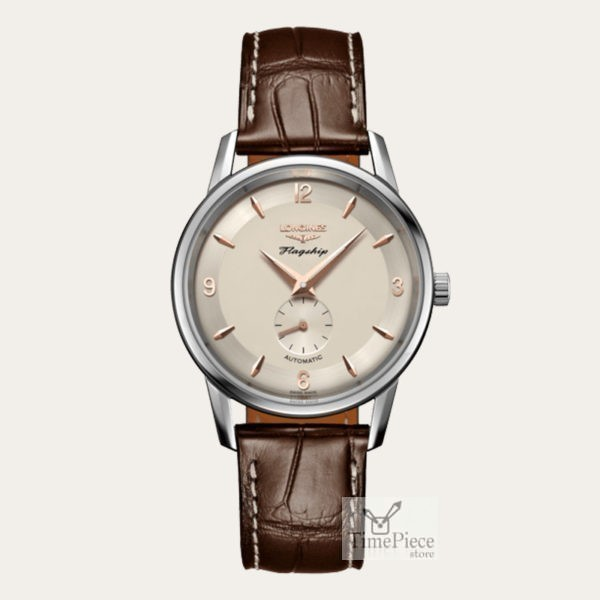 LONGINES Limited Edition Falgship Heritage Men Watch L4.817.4.76.2
