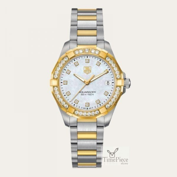 d6e8b82098e1e TAG HEUER Aquaracer Ladies Watch WAY1353.BD0917