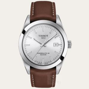 TISSOT T-Classic Gentlemen Powermatic 80 Silicium Men Watch [T127.407.16.031.00]