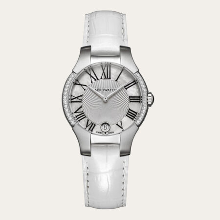 06964AA03 AEROWATCH Roman Lover Dream Ladies Watch