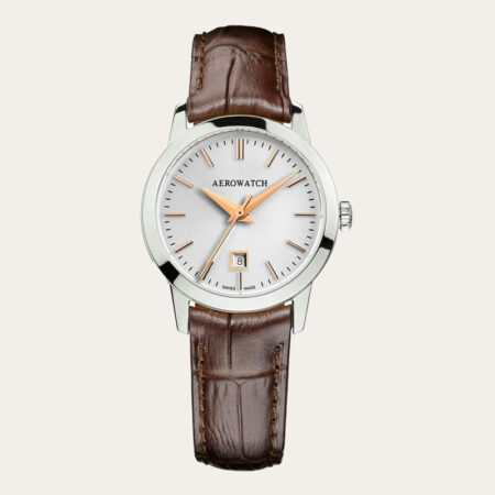 17973AA02 AEROWATCH Les Grandes Classiques Ladies Watch