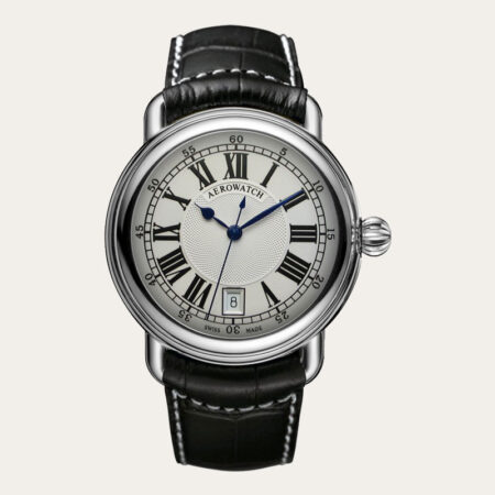 24924AA01 AEROWATCH 1942 Elegance Quartz Men Watch
