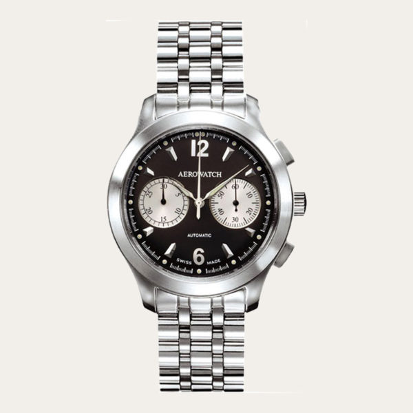 63907AA01M AEROWATCH Aeroplan Chronograph Aeroplan Men Watch