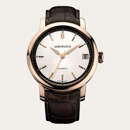 70930RO02 AEROWATCH Renaissance Big Automatic Men Watch
