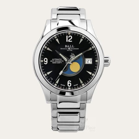 NM2082C-SJ-BK BALL Engineer II Ohio Moon Phase Men Watch