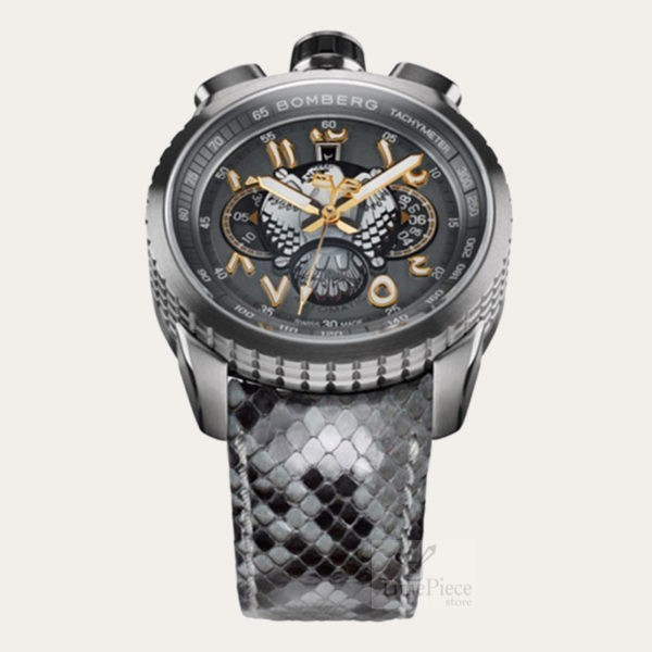 BS47CHASS.025-6.3 BOMBERG Limited Edition Bolt-68 Unisex Watch