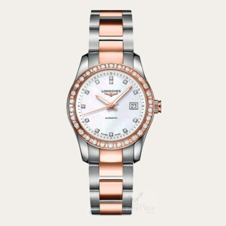 LONGINES Ladies Watch Conquest Classic L2.285.5.88.7